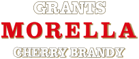 Grants Morella Cherry Brandy Logo