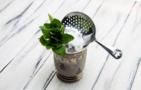 The Rye Mint Julep