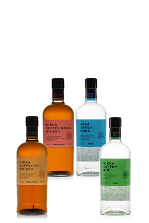 Nikka Coffey Series