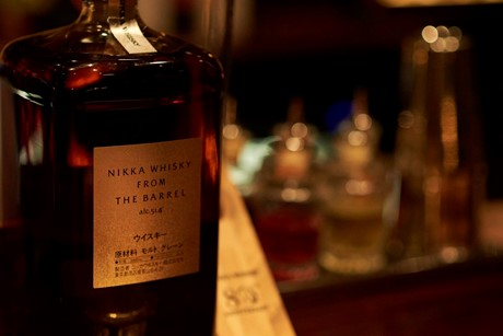 Nikka from the Barrel - A fantastic example of true Japanese Whisky craftmanship