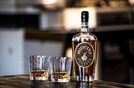 Michter's is a marvelous Bourbon - Thanks you to Pam Heilmann for making something so delectable!