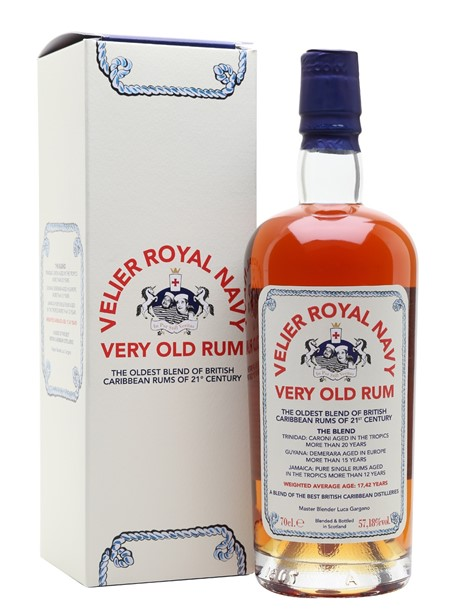 Velier Very Old Royal Navy Rum (Edition 1)